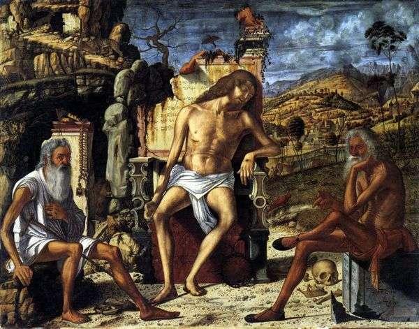 关于基督受难的思考   Vittore Carpaccio