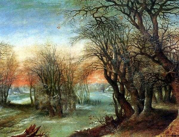 冬季景观   丹尼斯阿尔索