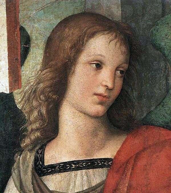 天使   拉斐尔桑蒂
