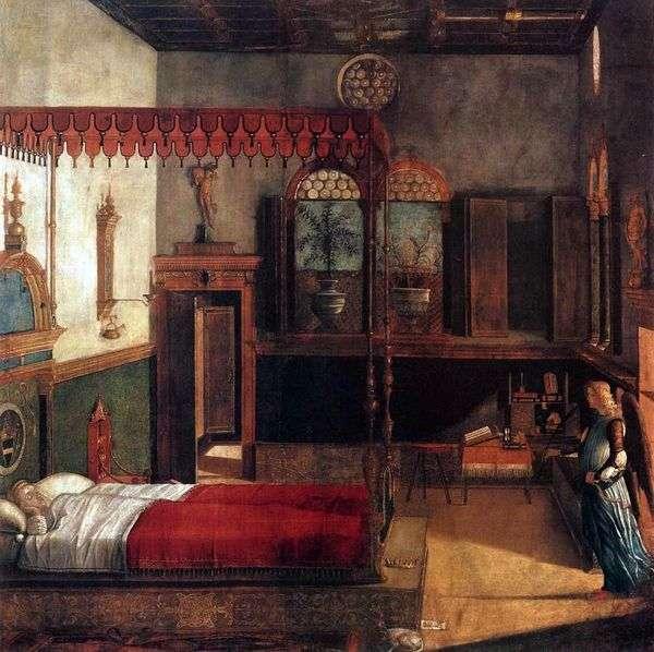 圣厄秀拉之梦   维托里奥卡尔帕乔
