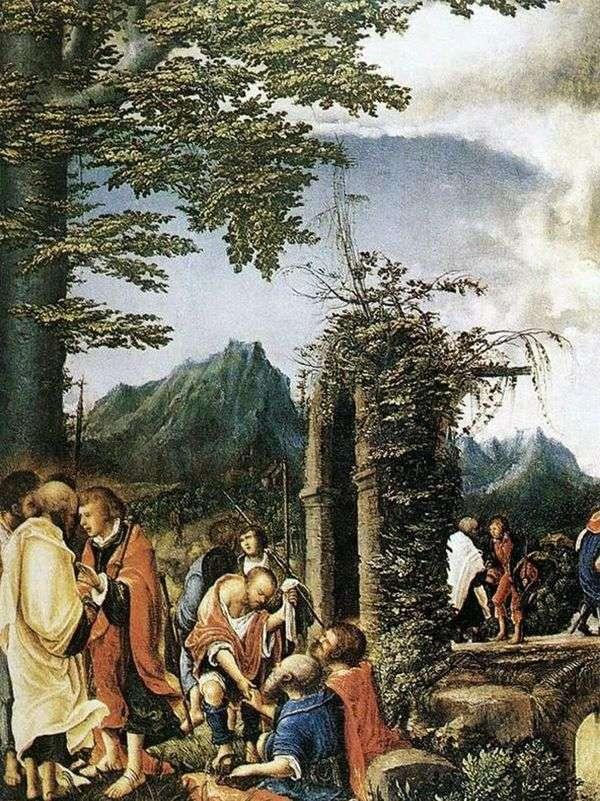 使徒的圣餐   阿尔布雷希特Altdorfer