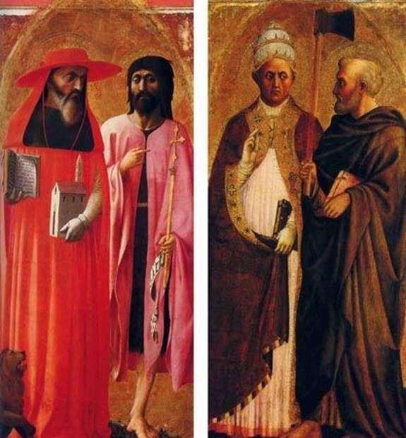 祭坛Obra   Masaccio