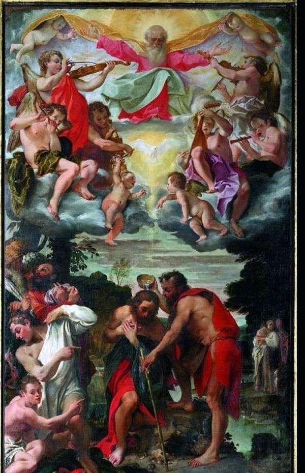 基督的洗礼   安尼巴莱卡拉奇