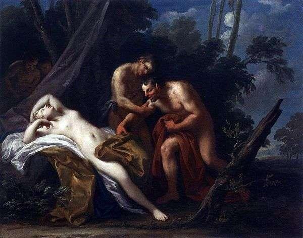 色狼和沉睡的若虫   雅各布阿米戈尼