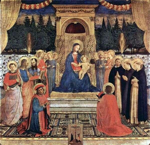 圣马可祭坛   Fra Beato Angelico