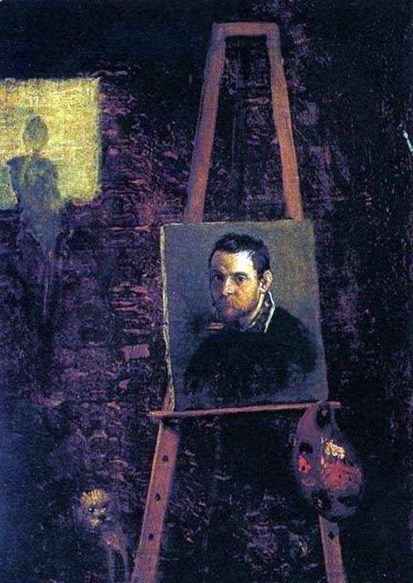 肖像   Annibale Carracci