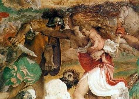 Palazzo Magnani的壁画   Annibale Carracci