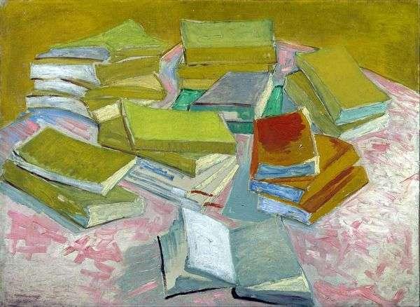 静物:法国小说   文森特梵高