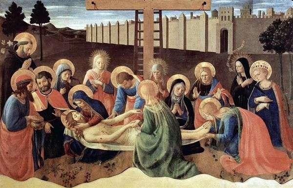 来自十字架的血统   Fra Beato Angelico