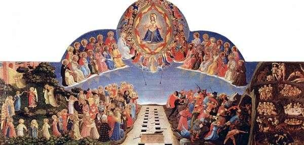 最后的审判   Fra Beato Angelico