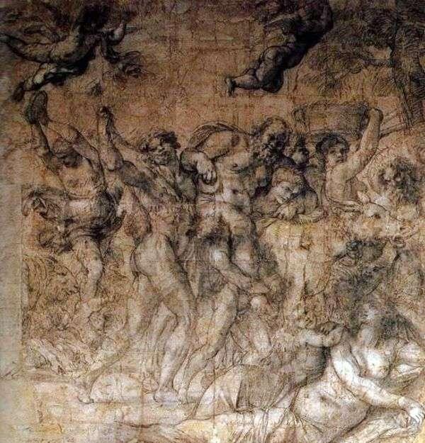 研究巴克斯和阿里阿德涅的胜利   安尼巴莱卡拉奇