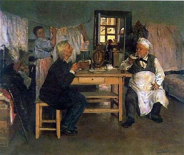 理想主义者和唯物主义理论家   弗拉基米尔马可夫斯基