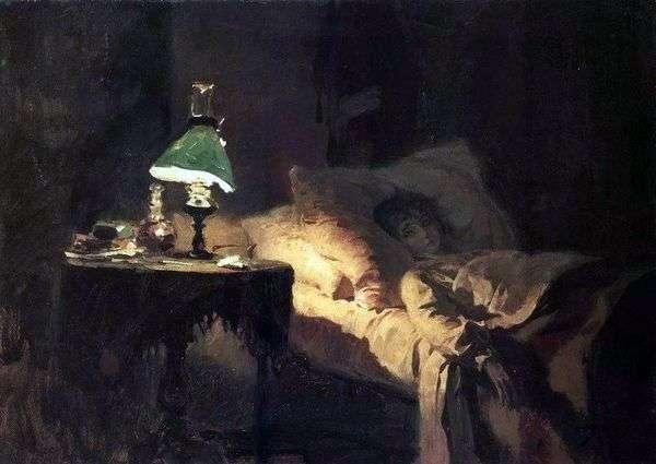 病人   瓦西里Polenov
