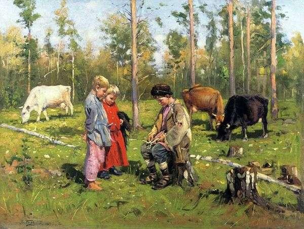牧羊人   弗拉基米尔马科夫斯基