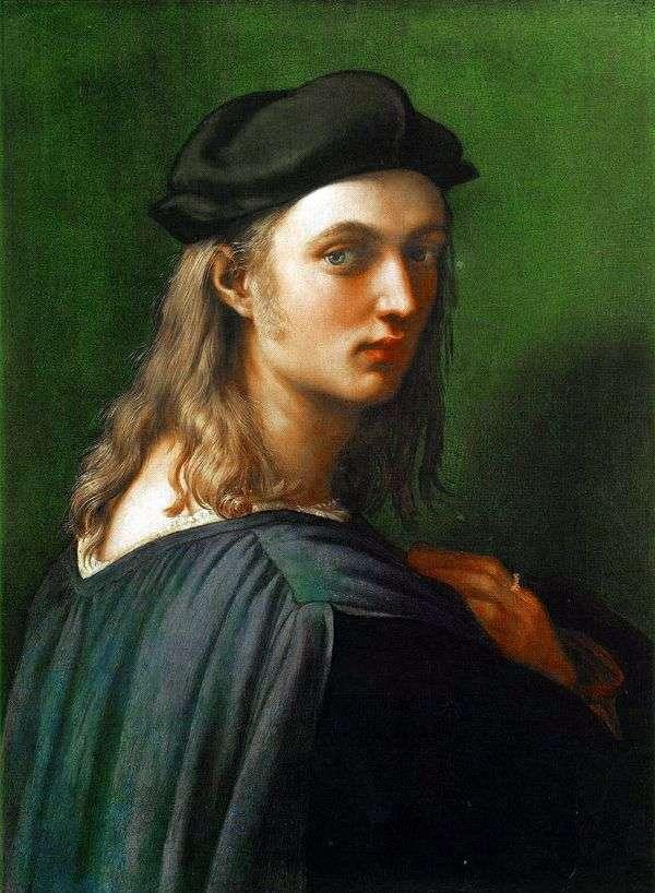 Bindo Altoviti   Rafael Santi的肖像