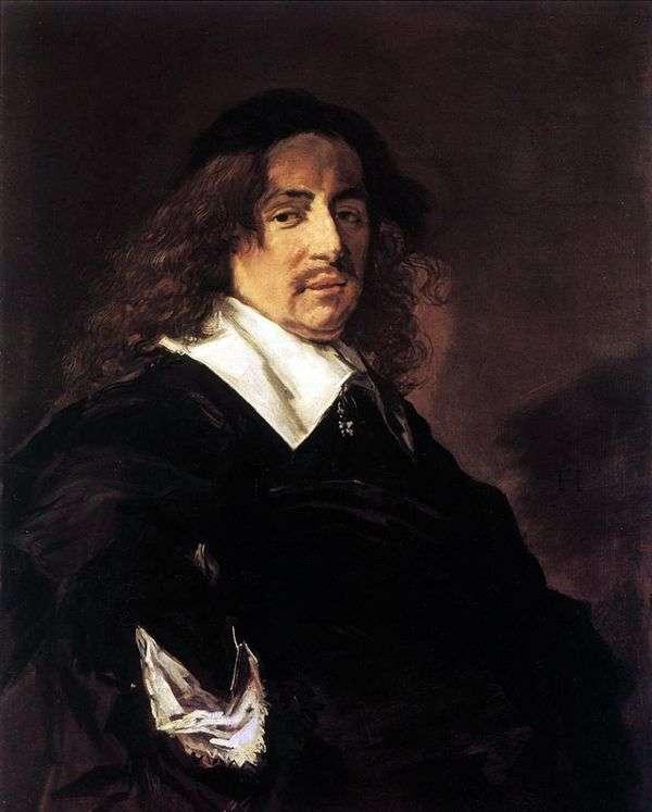 一个男人的肖像   弗兰斯哈尔斯