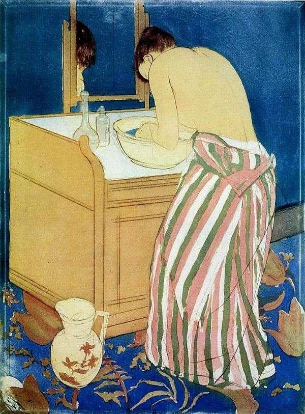 洗女人   玛丽卡萨特