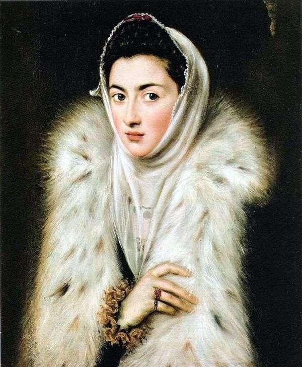 皮尔斯夫人   埃尔格列柯