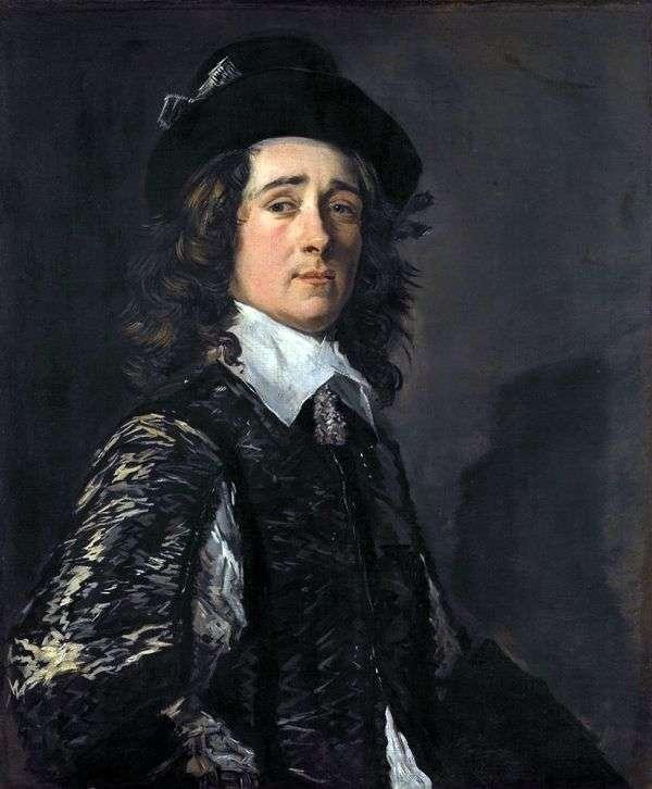 Jasper Schade van Westrum肖像   弗兰斯哈尔斯