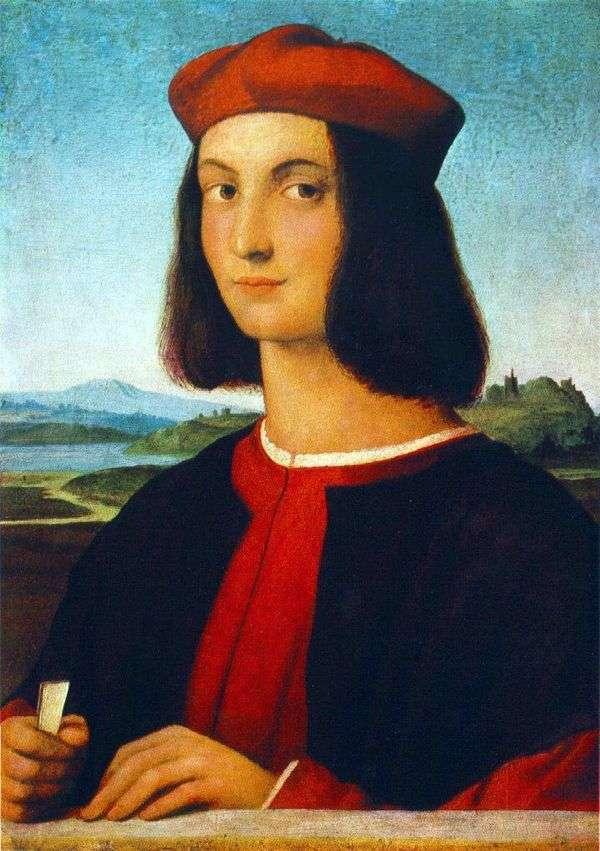 Pietro Bembo的肖像   Rafael Santi
