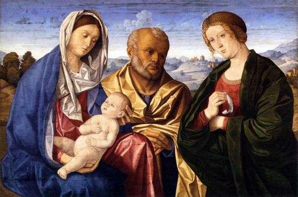 圣洁的家庭与圣洁的妻子   温琴佐 卡特纳