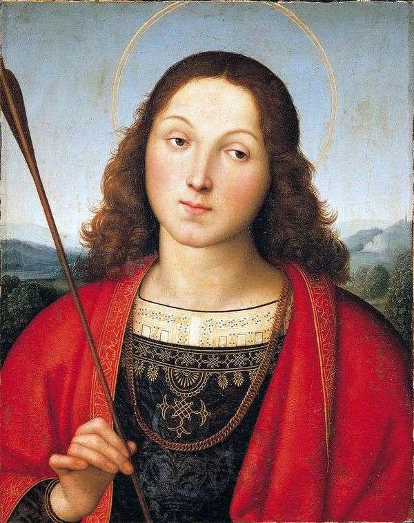 圣塞巴斯蒂安   拉斐尔桑蒂