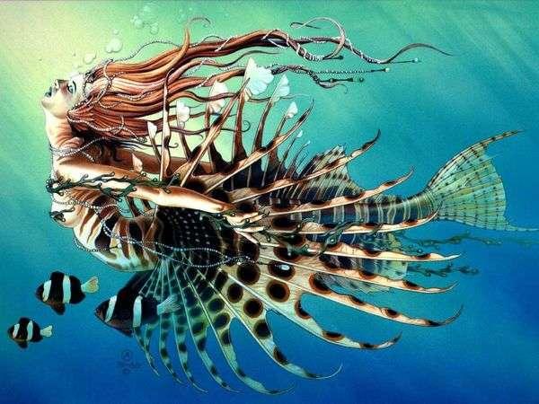 Okeanida   Chris Achilleos
