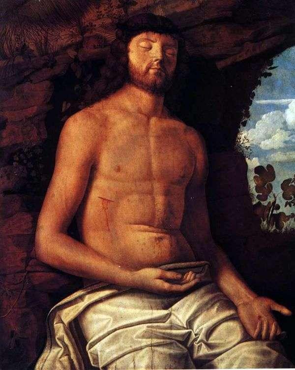 基督的身体   马可巴扎蒂