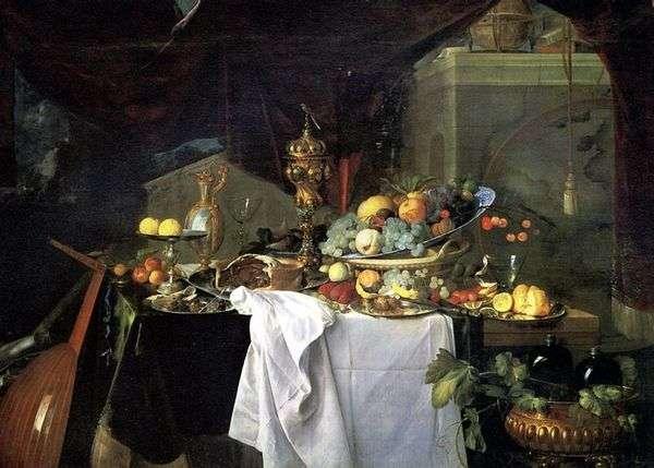 甜点   Jan Davide de Hem