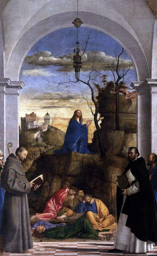 基督在忏悔节山   Marco Baziti