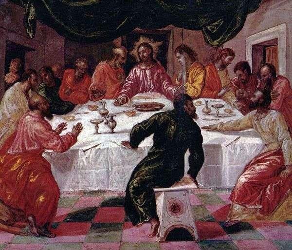 最后的晚餐   埃尔格列柯