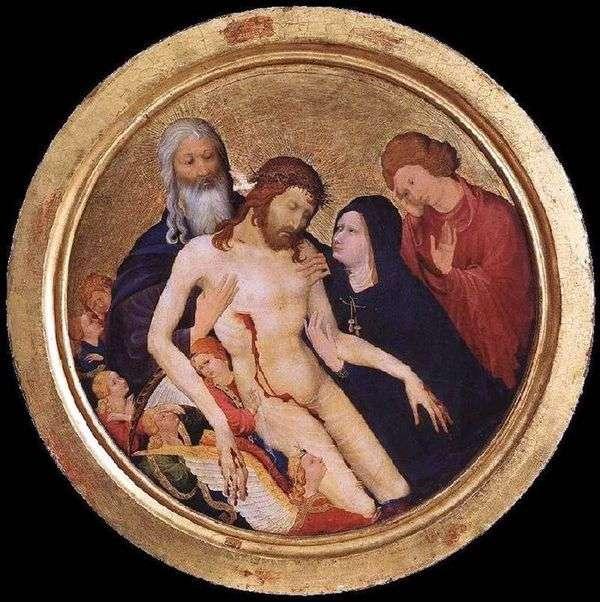 基督的哀悼   让 马卢埃尔
