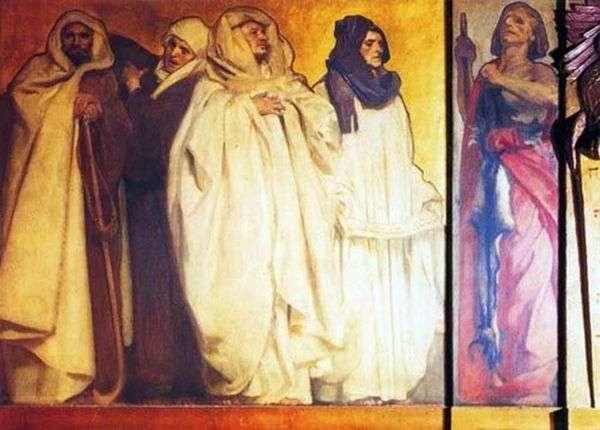 壁画   约翰萨金特