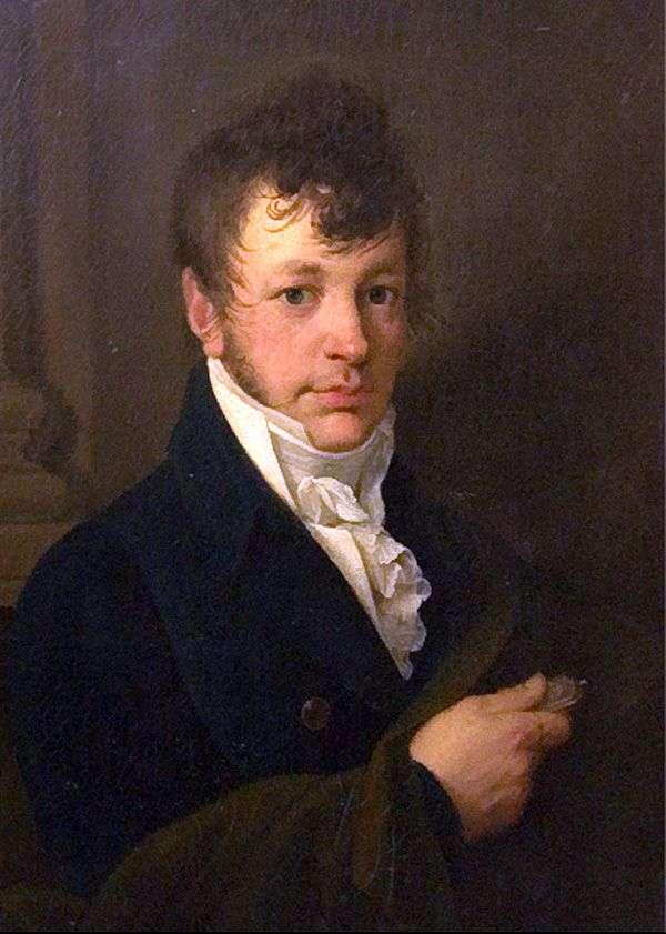 A. R. Tomilov的肖像   Orest Kiprensky