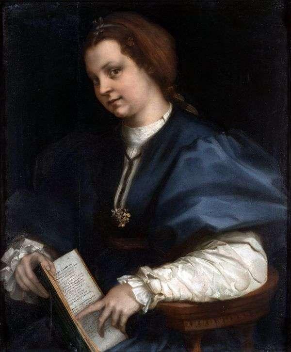 Petrarch   Andrea del Sarto卷的女孩