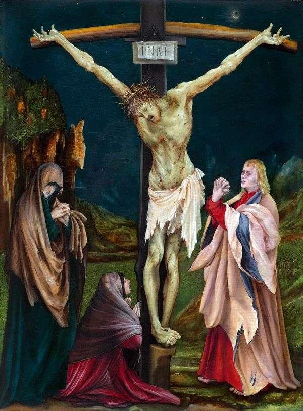 小十字架   MathisGrünewald