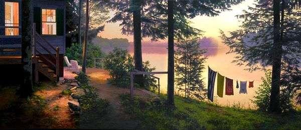 暮光之城湖   斯科特普赖尔