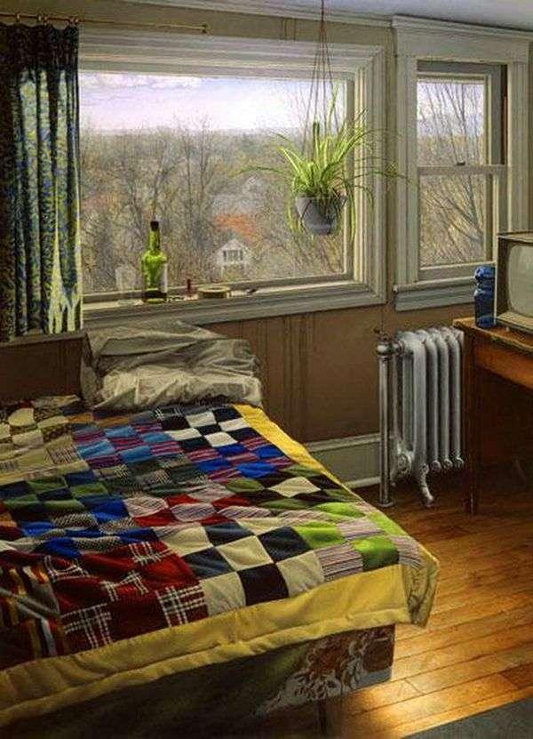 冬天的卧室   斯科特普赖尔