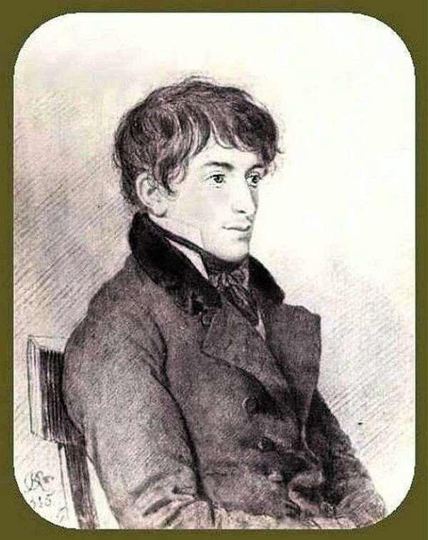 N. M. Muravyev的肖像   Orest Kiprensky