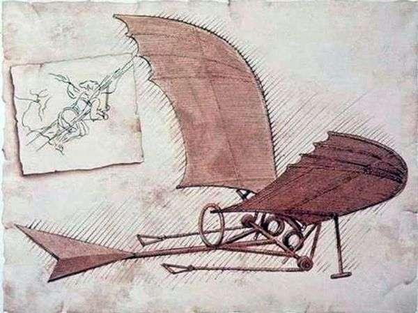 飞机   莱昂纳多达芬奇
