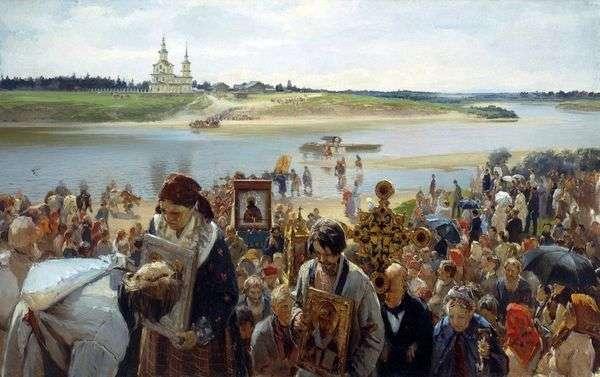 宗教游行   Ilryion the Pryanishnikov