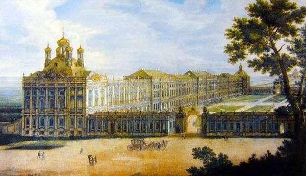 大皇宫的视图   弗里德里希哈特曼Barisien