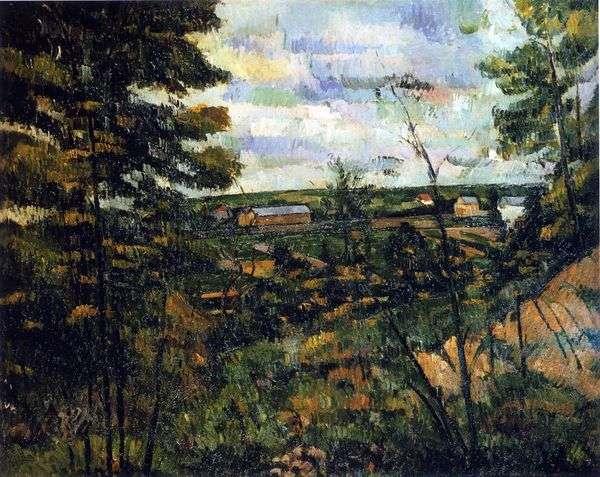 Oise Valley   Paul Cezanne