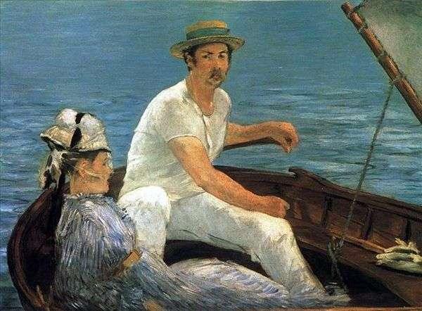 旅行   Edouard Manet