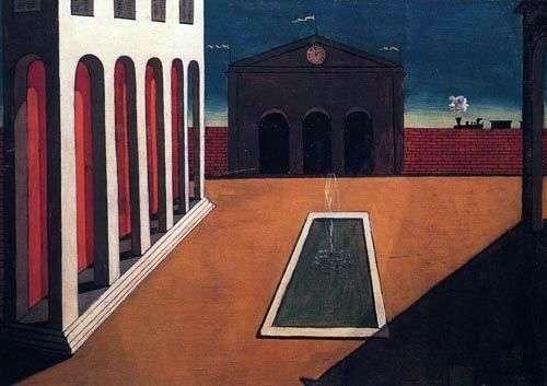 Poetry Delight   Giorgio de Chirico
