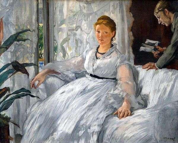 阅读   Edouard Manet