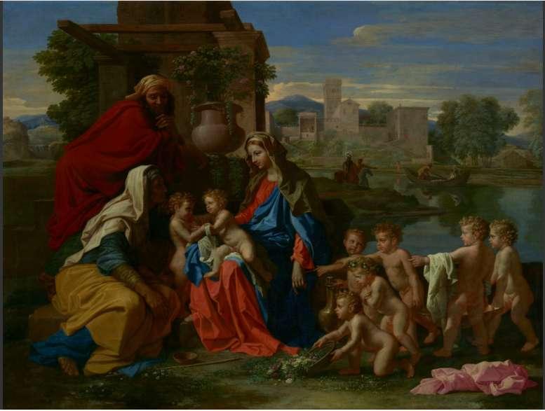 富人和穷人拉撒路的比喻   雅各布巴萨诺