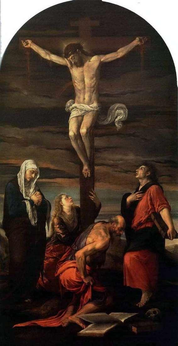被钉十字架   雅各布巴萨诺
