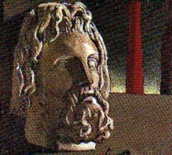 走哲学家   Giorgio de Chirico