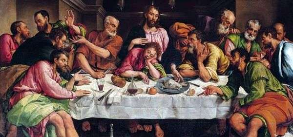 最后的晚餐   雅格布巴萨诺